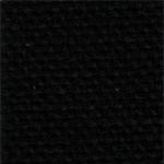 628 Tecido             poliéster preto -             Longarina secretária banco             de espera