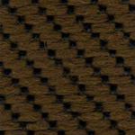 LV75 -             Tecido polipropileno marrom mesclado preto -             Longarinas para igrejas basic banco para igreja