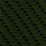 LV31 - Tecido polipropileno verde mesclado             preto - Cadeira costureira