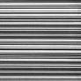 04 - Corino listrado branco preto -Cadeiras cromadas para cozinha Sidamo